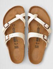 New Birkenstock Mayari Sandal Euro sz 39- Pearl