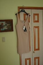 NWT BY MALENE BIRGER TANK TOP DRESS SUNSET SZ.L 100%COTTON $850