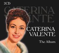 Caterina Valente-The Album von Caterina Valente (2015), Neu OVP, 2 CD Set