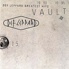 DEF LEPPARD-VAULT GREATEST HITS Europe  VINYL 2LP NEW