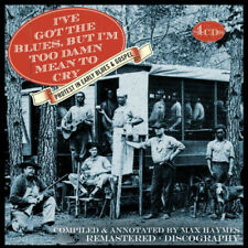 Various Artists : I've Got the Blues, But I'm Too Damn Mean to Cry: Compiled