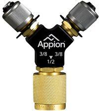 Appion SPDY12 - MegaFlow Speed-Y, (2) 3/8in MFL to 1/2in FL