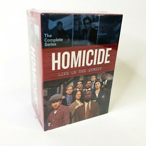 Homicide Life On The Street Complete Series DVD Set USA