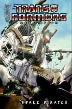 TRANSFORMERS BEST OF UK Space Pirates (2008) #3 Back Issue