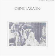 Deine Lakaien - 1st Album