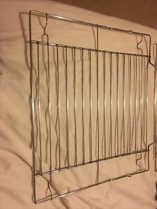 2 Oven Shelves Shelf Wire Rack 43 X 37.5 Cm