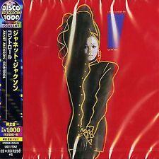 JANET JACKSON - Control - JAPAN CD - UICY-77052 4988005877062