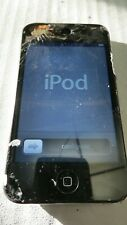 CRACKED  Apple iPod Touch 4th Generation A1367 16GB CRACKED SCREEN READ