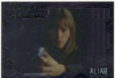 Alias Season 3 Wicked Games Chase Card WG5