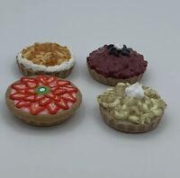 1:12 Dollhouse Miniature Christmas Tree Cupcakes// Miniature Cakes HMN 913-B