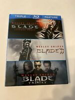 Blade Trilogy Collection w/ Slipcover (Bluray) [BUY 2 GET 1]