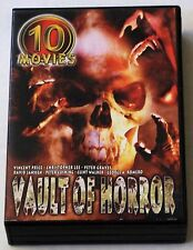 Vault of Horror - 10 Movie Set (DVD, 2001)