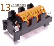 13 Epcos TDK Aluminum Electrolytic Capacitor w/Holder & Pins 680uF @ 75V Low ESR