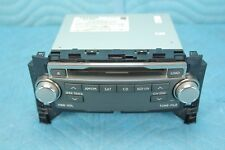 Lexus LS460 Radio CD Player AUX Satellite 86120-50P80 2010 2011 2012 OEM