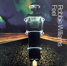 Robbie Williams ‎CD Single Feel - France (EX/M)