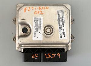 Engine ECM ECU Control Module 1.4L Fits 12-14 FIAT 500 - P68083996AK