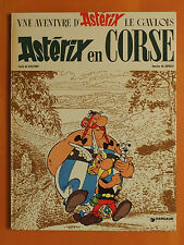 Une aventure d'Astérix le Gaulois. En Corse -Uderzo & Goscinny -Dargaud  EO