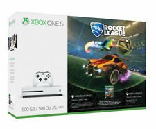 Microsoft Xbox One S 500GB Home Console - White