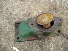 John Deere A Tractor Water Outlet A4951R slant dash styled