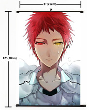 Anime Kuroko no Basket  Wall Scroll Poster cosplay 1673
