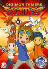 DIGIMON: DIGIMON TAMERS - THE OFFICIAL THIRD SEASON NEW DVD