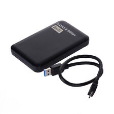 500GB USB 3.0 SATA External Hard Disk Drive HDD 6 Gbps for Laptop/Mac PC