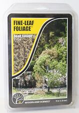 OO HO Scale Woodland Scenics Fine Leaf Dead Foliage F1134 FNQHobbys