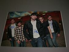 Team Stereo signed signiert autograph Autogramm auf 20x30 Foto in person
