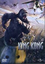 DVD *** KING KONG  *** neuf sous cello