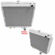 1964-1968 Ford Country Sedan / Squire CHAMPION Aluminum 3 Row Radiator