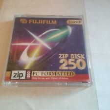 CARTUCCIA FUJIFILM ZIP 250 MB PC usata