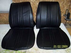 1968 Plymouth Road Runner / GTX seat covers   NEW  Front and Rear set Satellite