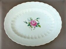 Spode Billingsley Rose Jewel Large Oval Serving Platter 15""