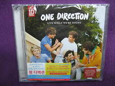 One Direction / Live While We're Young (SINGLE) CD NEW SEALED