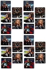 MARVEL Avengers THOR The Mighty Avenger 20 Large Stickers!