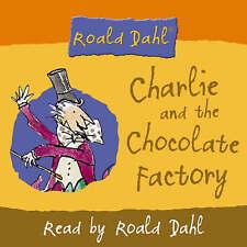 Abridged Audiobooks in English Roald Dahl