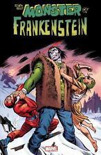 Monster of Frankenstein by Doug Moench (2015, Trade Paperback)