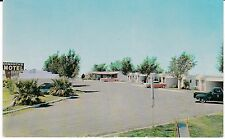 "Fort Stockton TX ""The Comanche Motel"" Postcard Texas *FREE US Shipping"