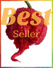 Super Hot Carolina Reaper Chilli Pepper Seeds 100% Genuine Hottest Spicy Plant