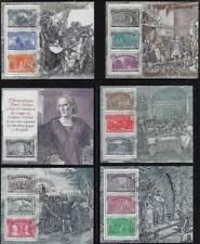 1992 italia repubblica Foglietti Cristoforo Colombo scoperta America usata