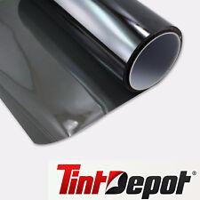 "Auto Tint NR Black 1ply 35%  Car Film 40"" x 100ft"