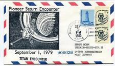 1980 Pioneer Saturn Encounter Titan Moffet Field West Germany SPACE NASA USA SAT