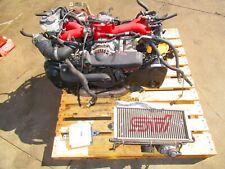 2002 Subaru Wrx STi EJ207 Engine VF30 Turbo V7 Engine STI Single Scroll Motor V7