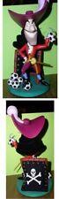 Disney Bobble Head Peter Pan Capt Hook Soccer