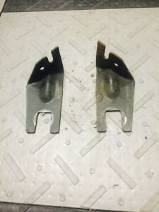 1978-1987 Grand National Regal T-Type Gnx Lower Front Fender Mount Brackets GM