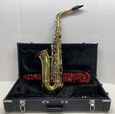 Jupiter CXL CAS-70 Alto Saxophone In Case