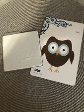 New listing QuicKutz 4x4 Cutting Die Owl New!