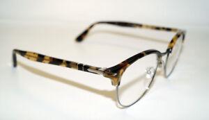 PERSOL Brillenfassung Brillengestell Eyeglasses Frame PO 8129 1056 Gr.50