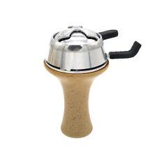 Ceramic Hookah Tobacco Bowl +Double Handle Charcoal Holder Set Shisha Sheesha
