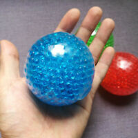 New Bead Gel Stress Ball Egg Anti Stress Autism Squeeze Filled Toy Gift 2019